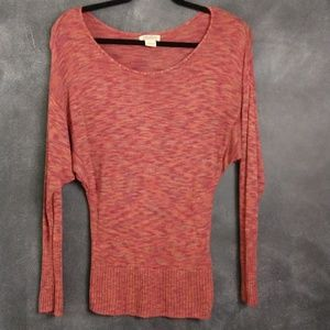 LUCKY BRAND | Rayon Dolman Sleeve Sweater Size Sm